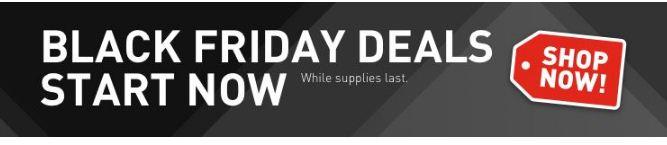 Black Friday Online Deals 2017