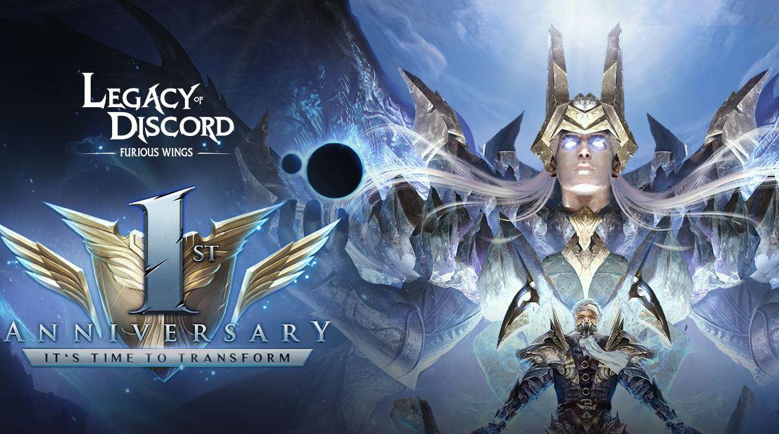 Legacy Of Discord Redeem Code