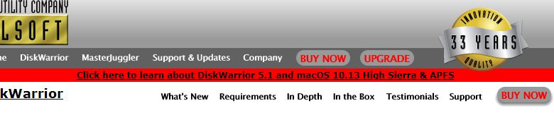 Disk Warrior Coupon Code